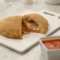 Panzerotti with Pepperoni and Cheese