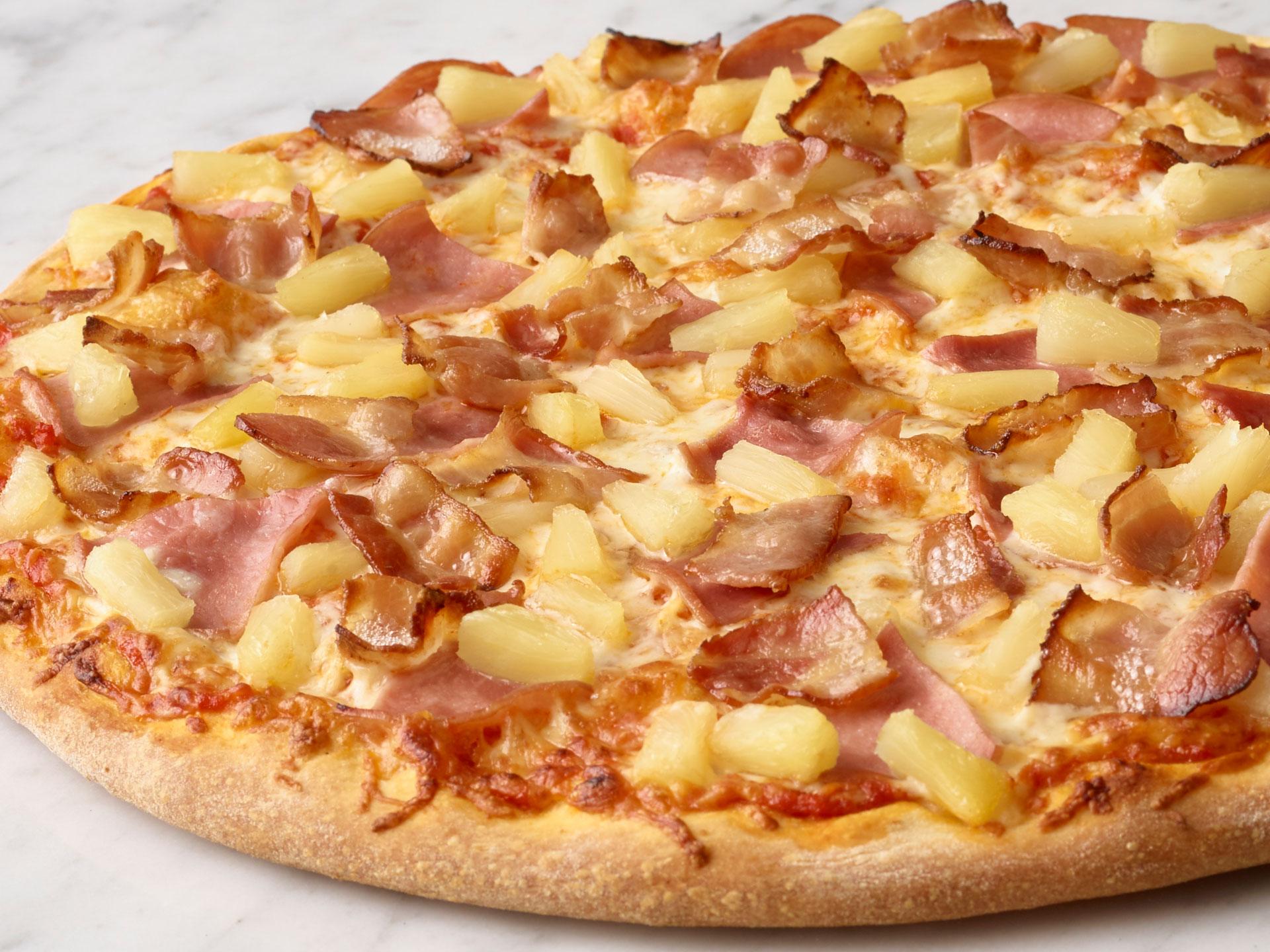 Super Hawaiian Pizza Nova