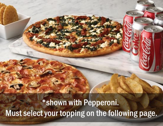 Family-Special-Pizza-Deal-With-Pepperoni-With-Short-Desc