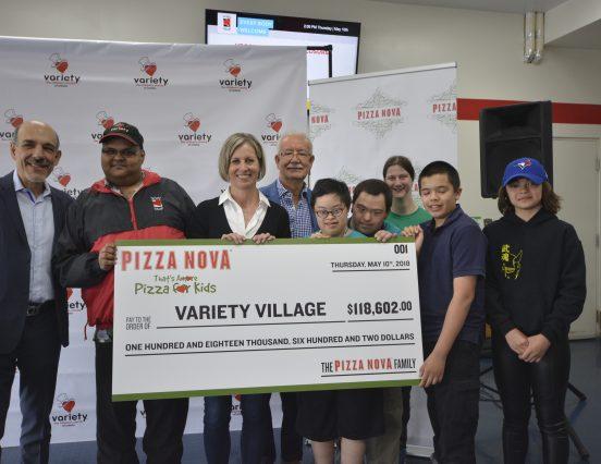 pizza nova variety village check