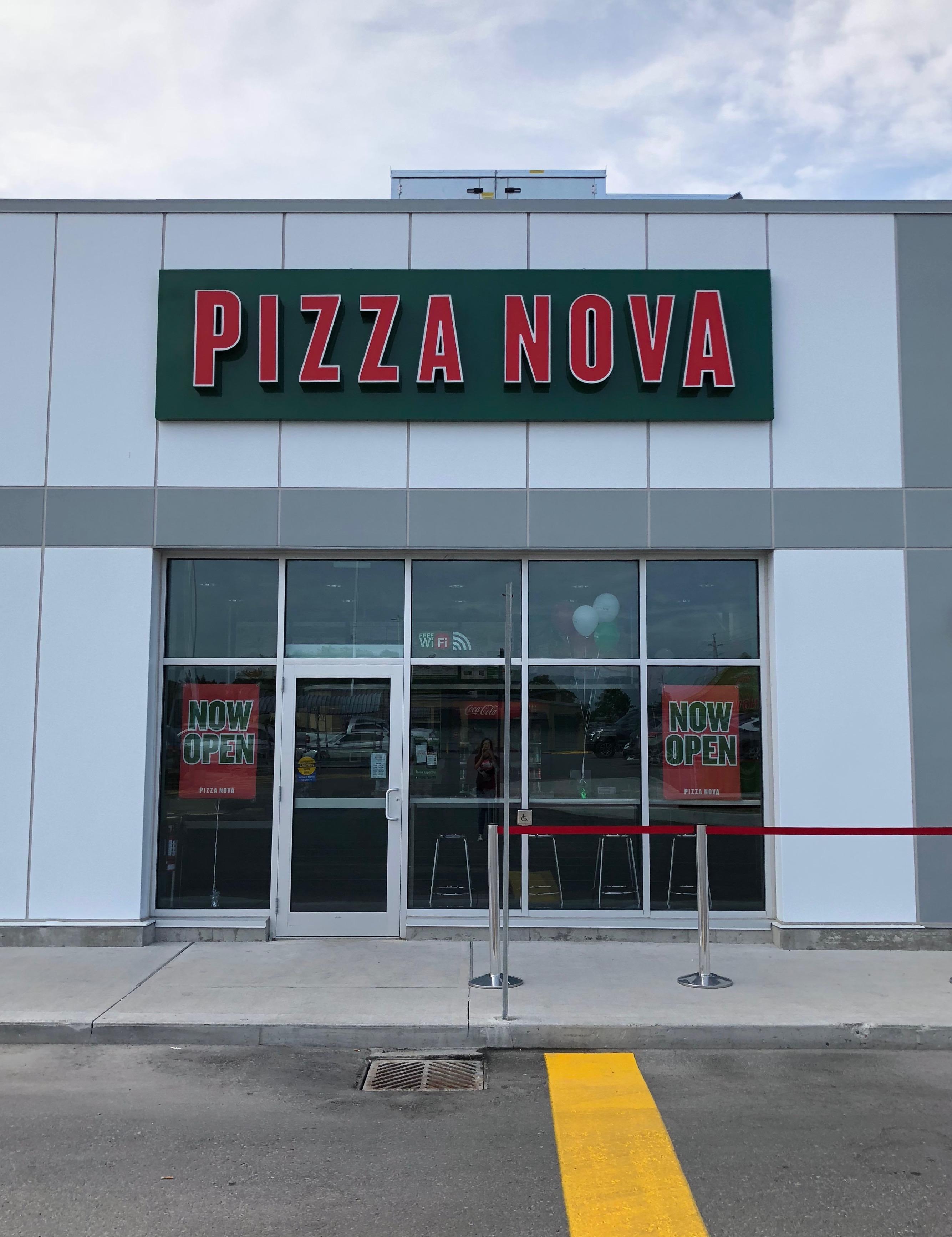 pizza nova orillia 293 coldwater rd w pizza nova. Black Bedroom Furniture Sets. Home Design Ideas